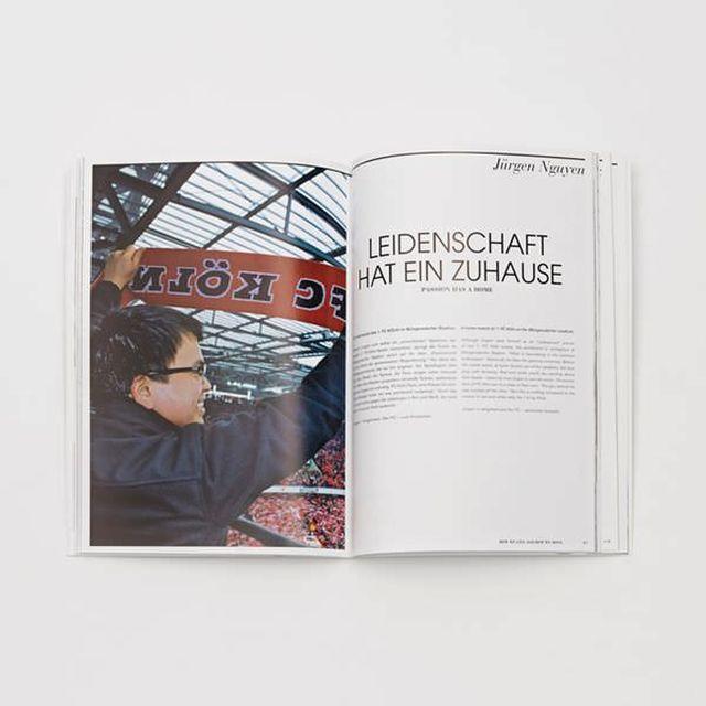 Portfolio: Mitarbeiterbuch Detecon